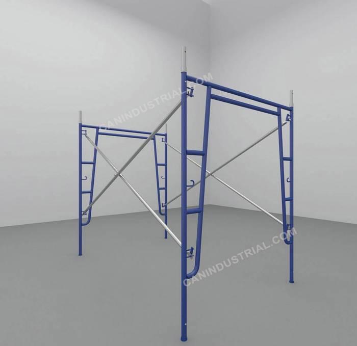 Scaffolding - Walk Through