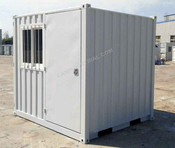 Mini Steel Container 7 Feet