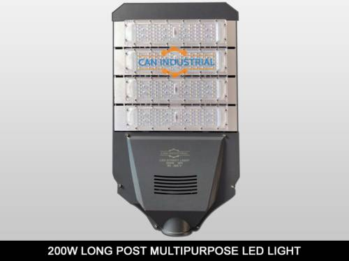 200W Long Post Multipurpose LED Light
