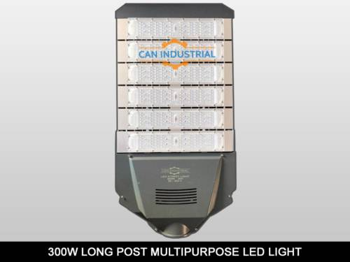300W Long Post Multipurpose LED Light