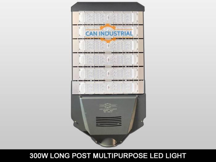300W Long Post Multipurpose LED Light