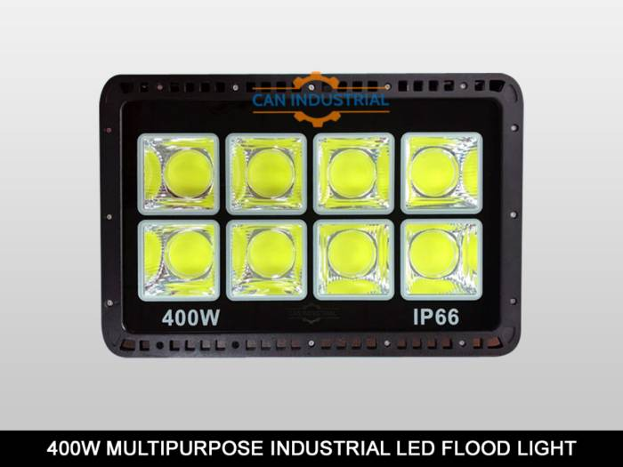 400W Multipurpose Industrial LED Flood Light