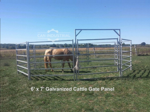 Livestock Cattle Fence Gate