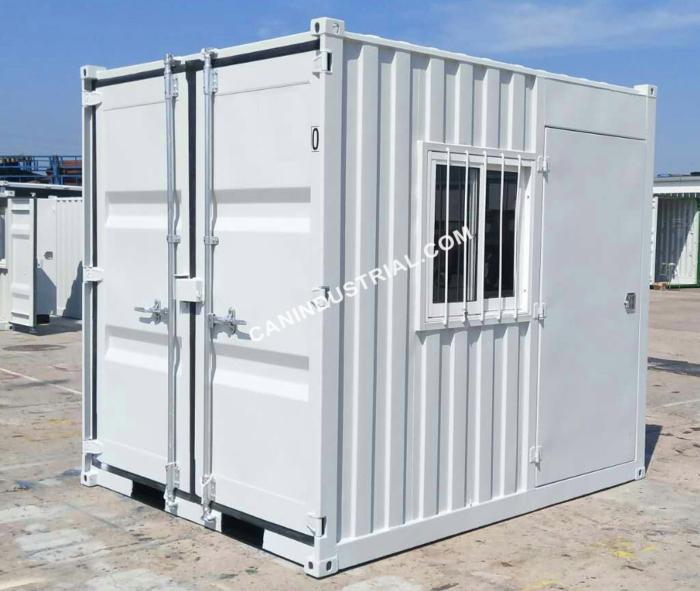 Mini Steel Container 8 Feet