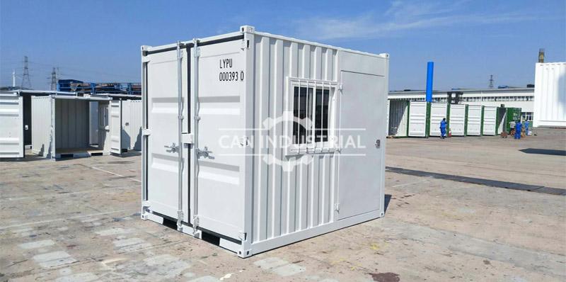Mini steel container heavy duty steel
