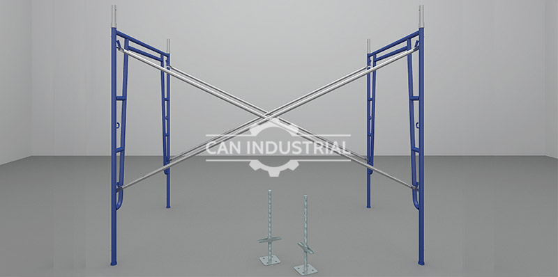 #1 Scaffolding Supplier in Canada